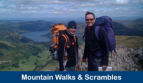 Mountain Walks & Scrambling Adventures