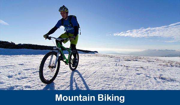 Moutain Biking Adventures